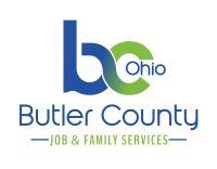 Butler County Jobs & Family Services Logo